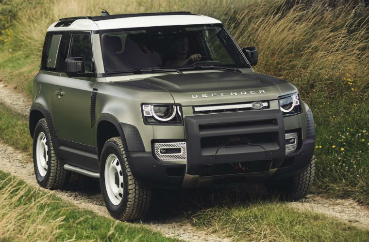 Land Rover unveils all-new 2020 Defender