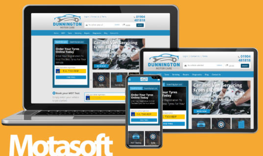 """Affordable"" web design and SEO for UK garages now available"