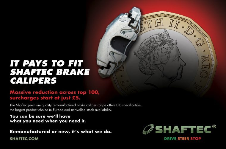 Shaftec launches new advert campaign