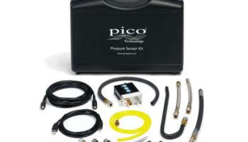 Win a PicoScope pressure transducer kit