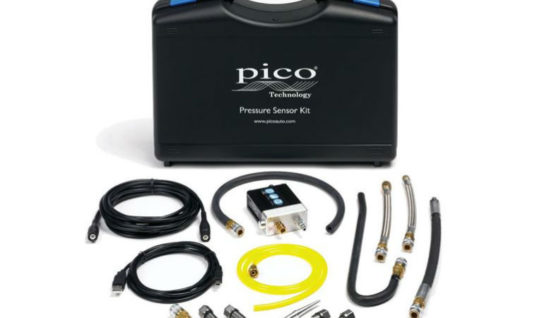 Time's running out for your chance to win PicoScope pressure transducer kit