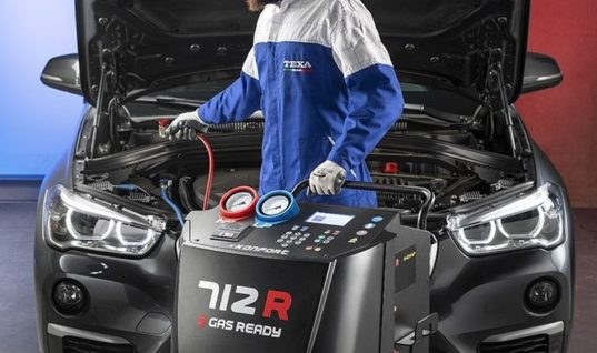 TEXA introduces new mid-range air conditioning charging station
