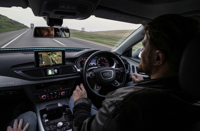 Autonomous cars could be stopped by leaves, Law Commission warns