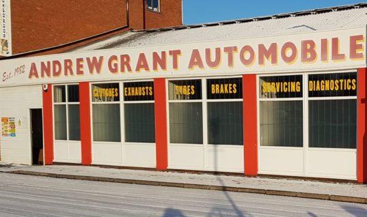 """Grant Auto Services praises management software's """"fantastic"""" MOT history feature"""