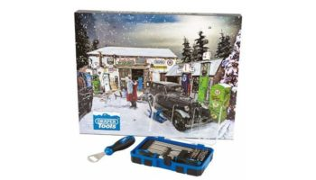 Time's running out to get your Draper Tools advent calendar