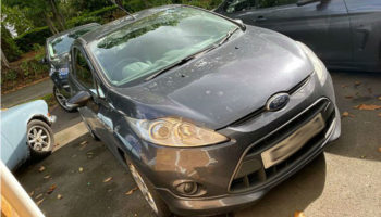 Frustrated mechanic advertises her brothers car on Facebook in 'idiot terms'
