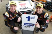 Yuasa celebrates another successful year in motorsport