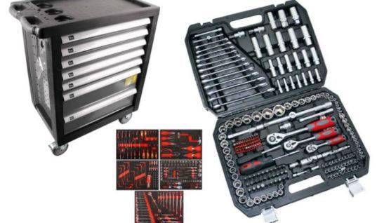 Hickleys highlights Dama tool cabinet deal