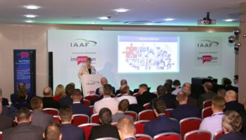 Technology to dominate December's IAAF conference