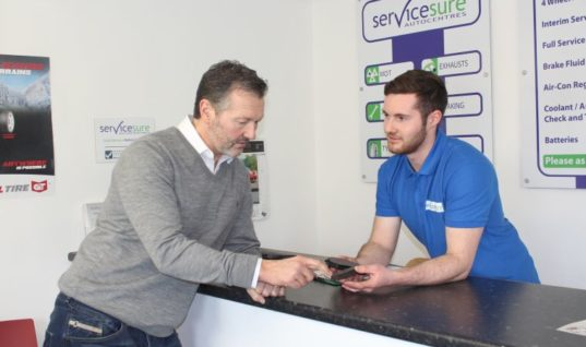 "Payment plans helps Servicesure garages offer ""main dealer alternative"""