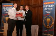 TRICO wins a hat-trick at A1 Motor Stores awards