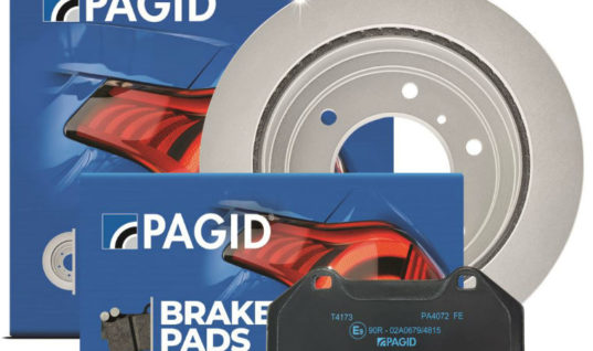 Pagid unveils new packaging as part of continued brand investment