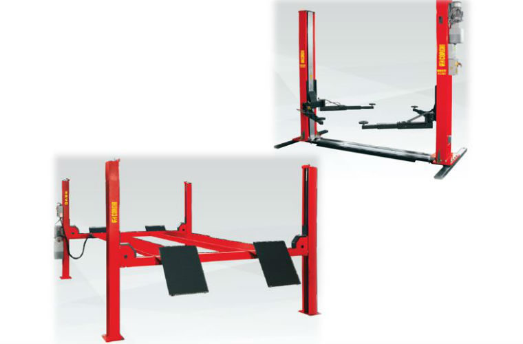 """Limited """"end of season"""" stock on Corghi lifts at REMA TIP TOP"""