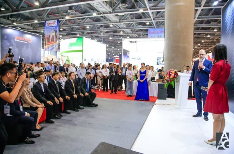 Rematec shares highlights from Rematec Asia's first edition in Guangzhou, China