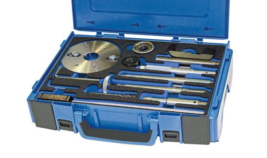 Remove seized Ford 2.0 Ecoblue TDCi injectors whole with this tool set