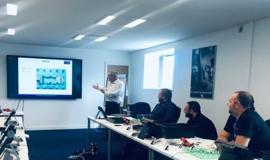 TEXA hosts electrics course for Icelandic customers