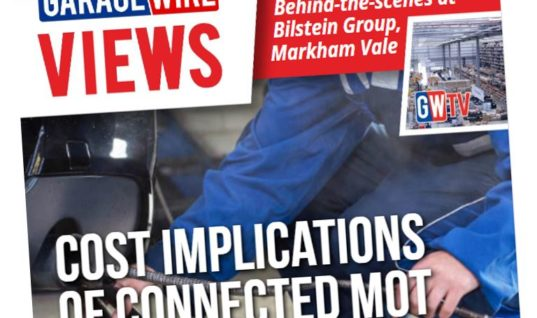 Cost implications of connected MOT equipment discussed in latest GW Views