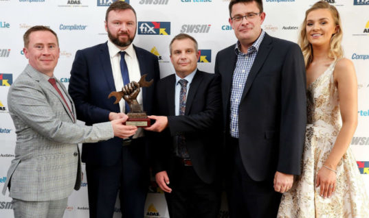 Bosch wins Diagnostic Equipment Manufacturer of the Year