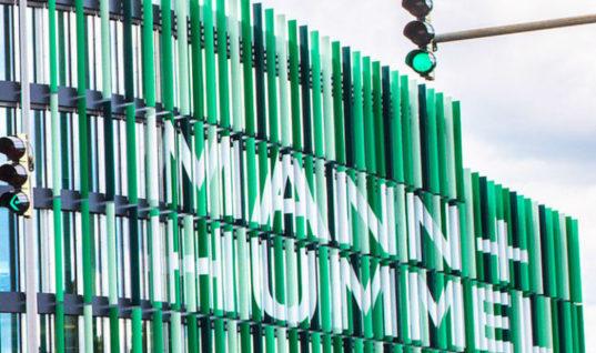 MANN HUMMEL appoints interim managing director