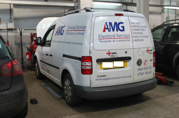 Volkswagen Caddy 1.6 TDI clutch replacement guide