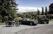 Lucas Authentic Classic Range debuts at NEC Classic Motor Show