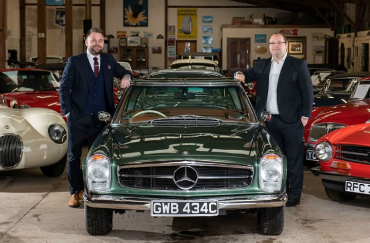 Classic car specialist secures seven-figure HSBC funding