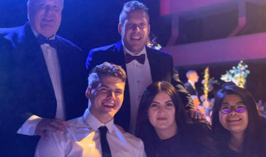 In Town Automotive apprentice honoured at prestigious local business awards