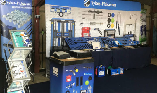 Sykes-Pickavant set to exhibit at Midlands Machinery Show