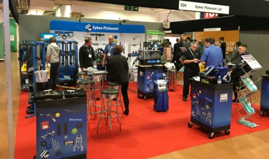 Sykes-Pickavant to debut new products at Mechanex Sandown