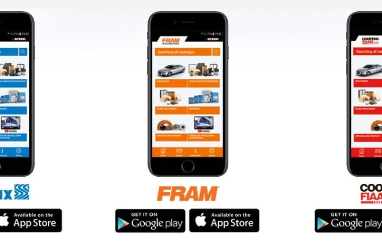Sogefi releases new features on its aftermarket apps