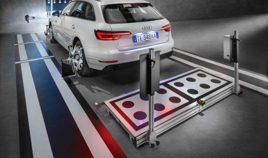 TEXA introduces new radar and camera calibration system