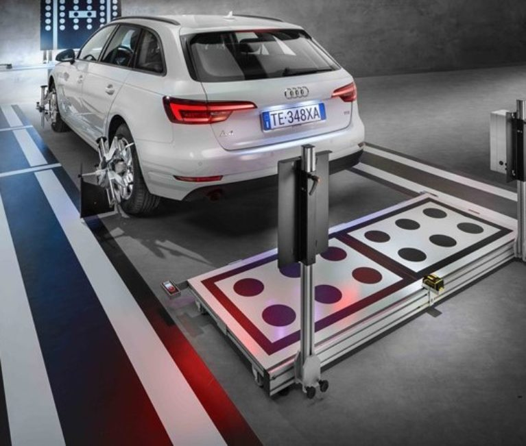 TEXA introduces new radar and camera calibration system