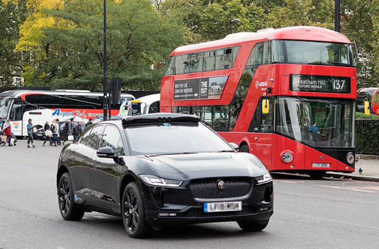 New driverless car fleet to hit London's congested roads