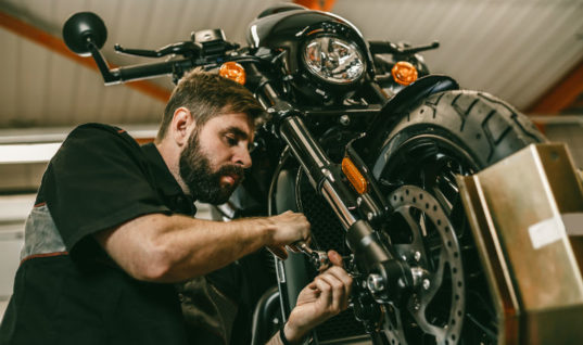 "DVSA warns of ""more rigorous"" application of rules for motorcycle MOT standards"