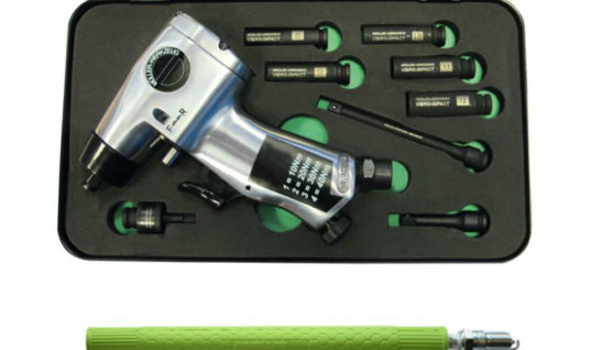 Vibro-impact glow plug remover set from Sykes-Pickavant