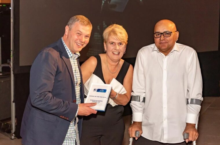 London workshop wins AutoCare's Garage of the Year