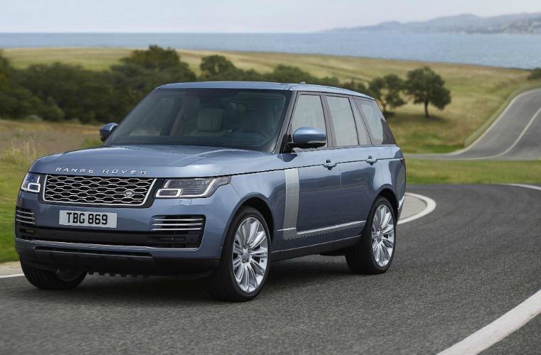 Common Range Rover Mk 4 'engine system fault' solved