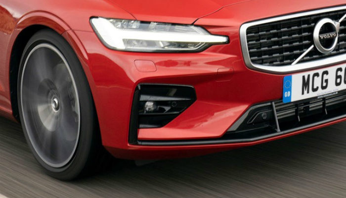 Textar first to market with new Volvo S60 brake pads