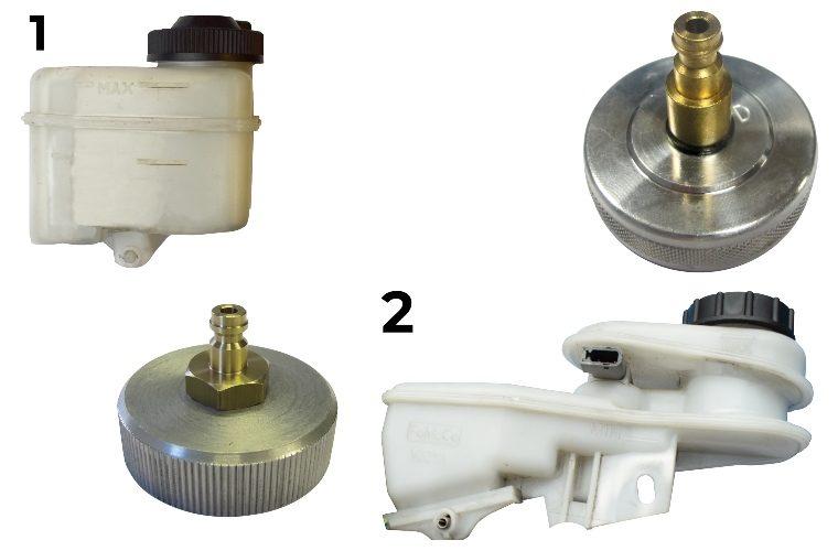 Sykes-Pickavant releases Ford Ranger brake bleeder caps