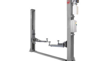 New Dama two-post lift available at Hickleys
