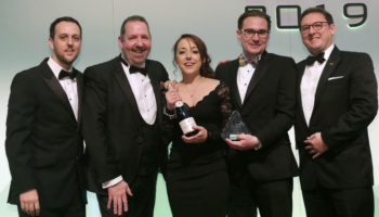 First Line gets CV Supplier of Excellence at IAAF Awards