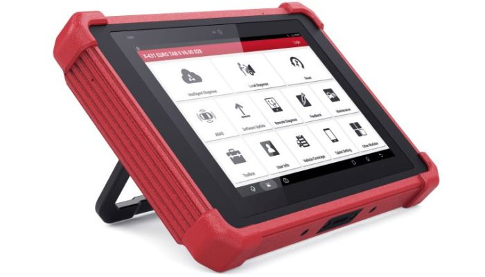 Launch unveils Eurotab II as its most advanced diagnostics tool to date