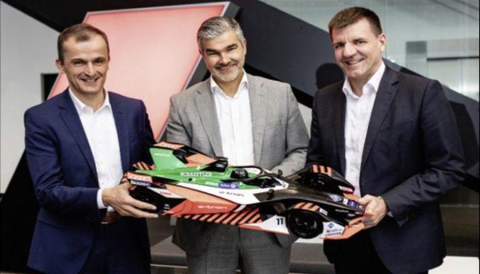 Audi and Schaeffler to continue Formula E partnership