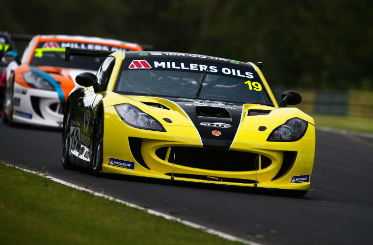 Millers Oils renews partnership with Ginetta GT4 Supercup ahead of 2020 season