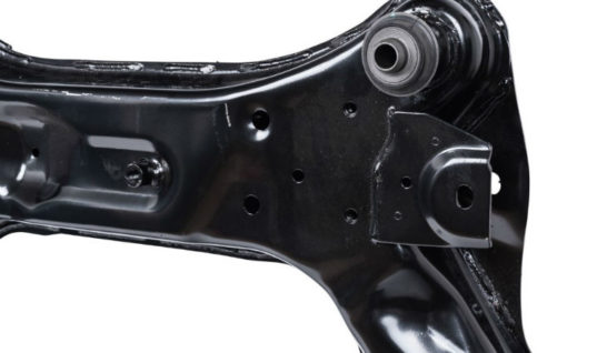 Growing market for subframe and axle replacements, claims Euro Car Parts