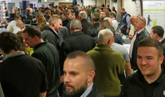 "Parts Alliance's winter trade show praised by garages as ""fantastic opportunity"""
