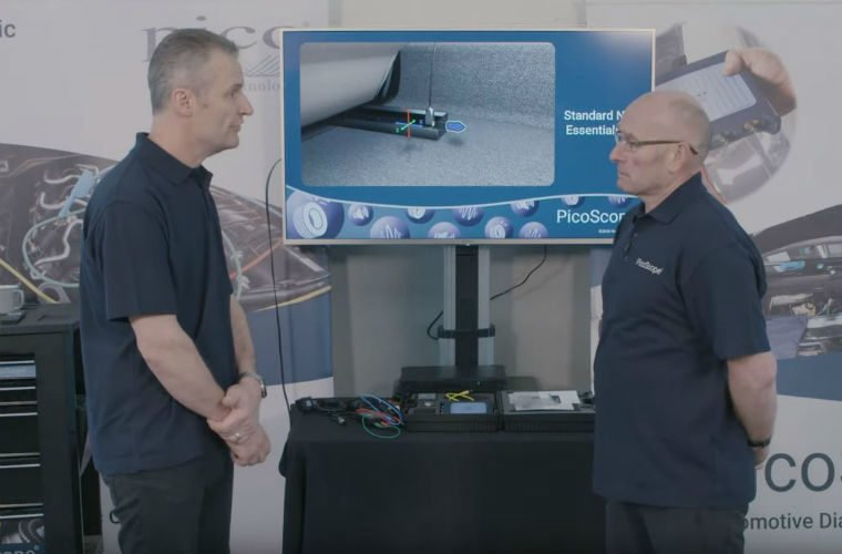 Watch: PicoScope completes NVH diagnostic series with real-world examples
