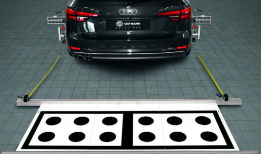 ALL workshops need rear cam ADAS calibration kit, claims expert