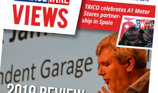 2019 aftermarket review leads latest issue of GW Views