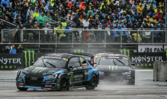 WRX season comes to a thrilling end in South Africa